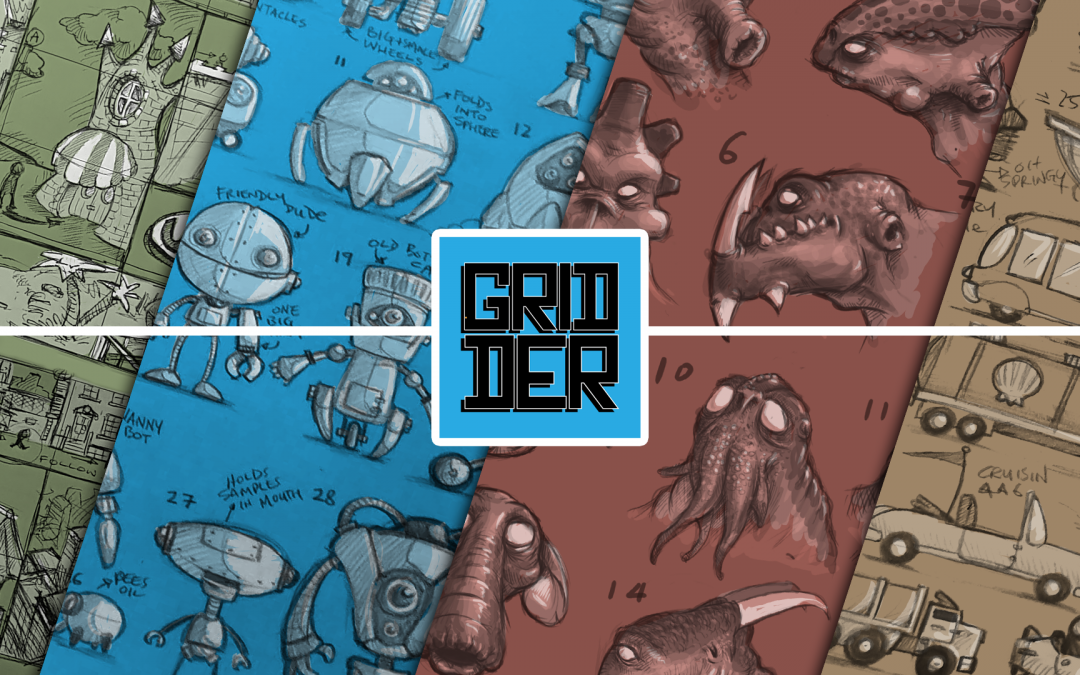 Gridder App in Beta